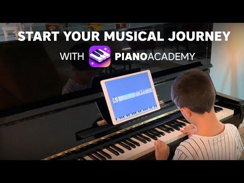 Vídeo do Piano Academy – Aprenda piano
