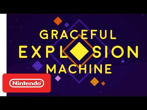 Graceful Explosion Machine – Nintendo Switch Trailer thumbnail