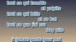 c'est beau la vie JEAN FERRAT karaoké BULLA