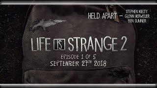 Held Apart [Life is Strange 2]