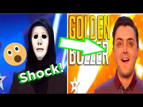 Masked magician X finally reveals their true identity | BGT 2019 (видео)