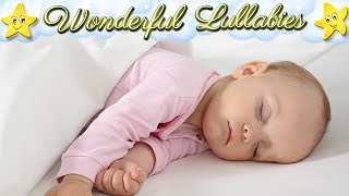 1 Hour Super Soft Calming Baby Piano Lullaby ♥ Best Bedtime Hushaby ♫ Good Night Sweet Dreams
