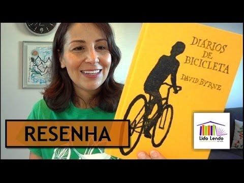 LidoLendo - Diários de Bicicleta - David Byrne - RESENHA