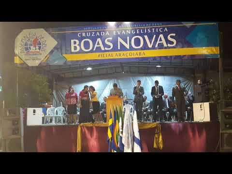 Desfile alusivo ao Dia da Bíblia em Araçoiaba-PE - Palavra de Poder acerca da Bíblia e Louvor