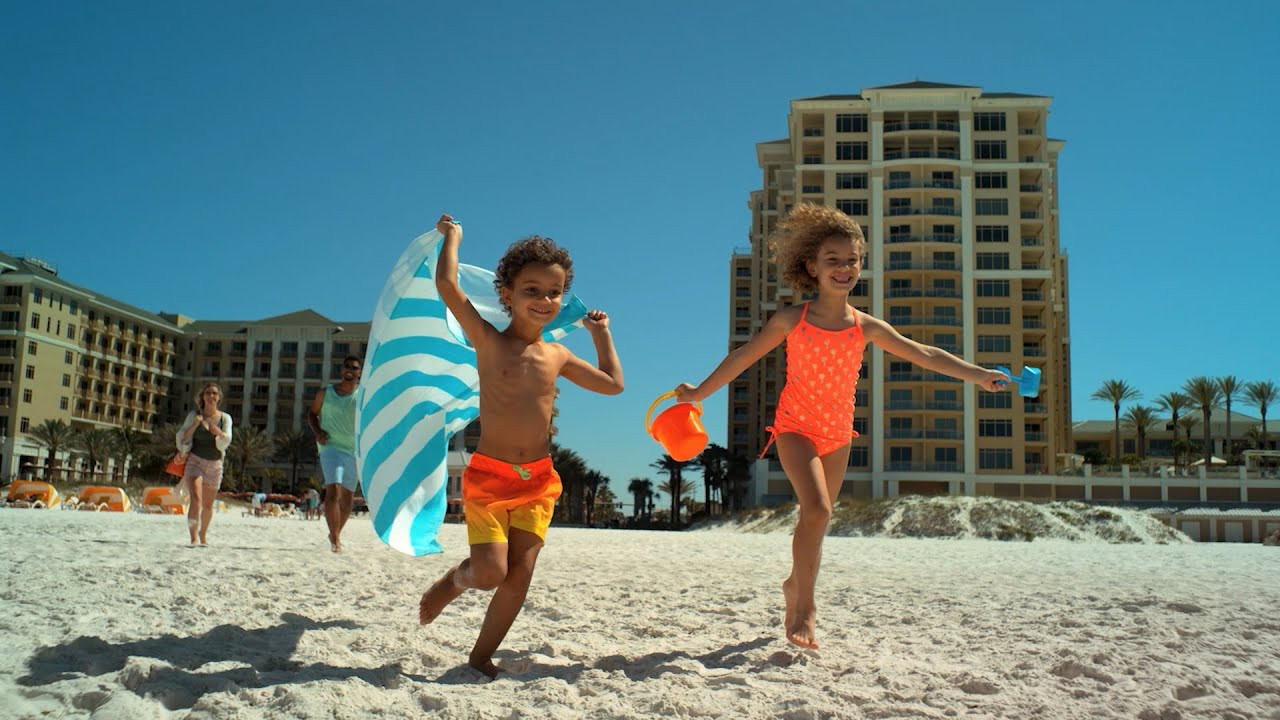 Family vacations in Florida