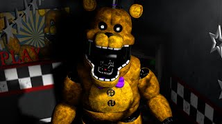 DO NOT WORK THE NIGHTSHIFT AT FREDBEARS FAMILY DINER.. | FNAF A Golden Past