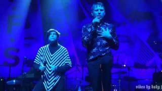 FFS[Franz Ferdinand/Sparks]-SAVE ME FROM MYSELF-Live @ Fox Theatre, Oakland, CA, October 15, 2015
