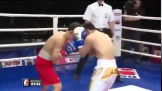 Бокс Узбекистан vs Россия Uzbek Tigers vs Russian