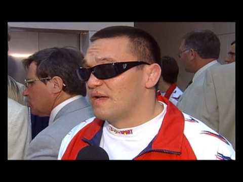 Паралимпийский чемпион по дзюдо Олег Крецул