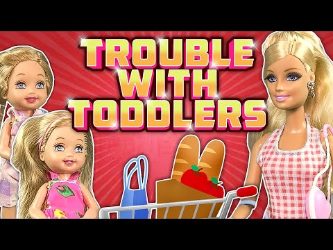 Barbie - The Trouble with Toddlers   Ep.51