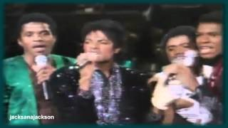 Michael Jackson The Jacksons 5 - Never Can Say Goodbye , I'll Be There m