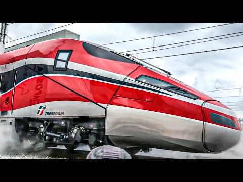 15 Most Technologically Advanced Trains In the World