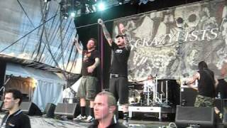 36 Crazyfists LIVE [Elysium] - Soundwave Festival 2009