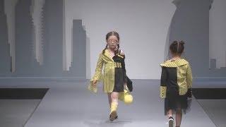 Chinese Children Take To Catwalk At Dubai Kids Fashion Fair