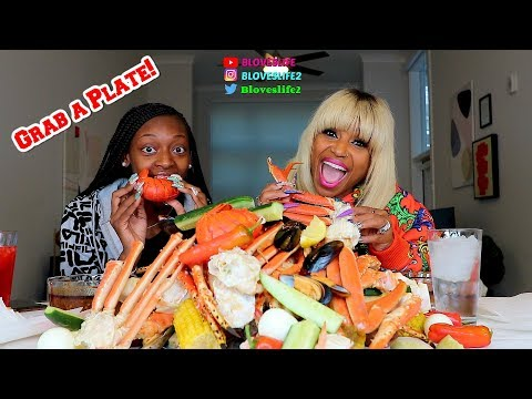 Download Seafood Boil with Kayla from Nicole TV HD Mp4 3GP Video and MP3