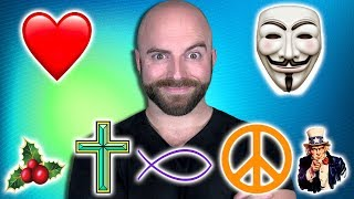 10 Symbols That Aren't What You Thought They Were!