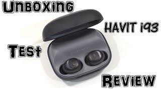 HAVIT kabellose In-Ear-Kopfhörer Unboxing | Test | Review | HD+ | Deutsch