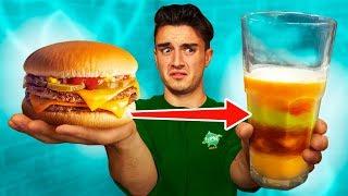 What Does Liquid McDonalds Taste Like?