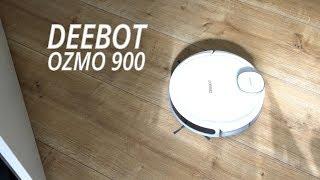 Ecovacs DEEBOT OZMO 900 Test - saugen und wischen auf einen Streich | deutsch