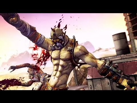 Trailer de Borderlands 2 Game of the Year Edition