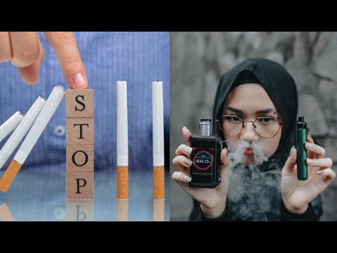 Wanita vape hot or not?