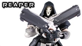 Figma REAPER Overwatch Action Figure Review