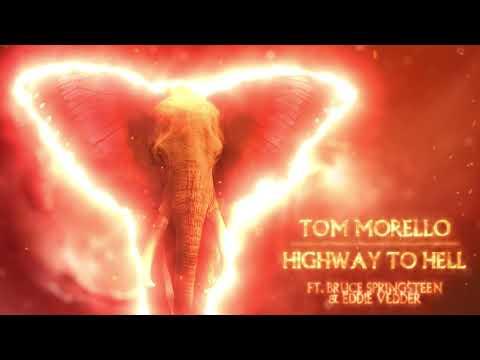 Tom Morello    Highway To Hell (ft. Bruce Springsteen & Eddie Vedder)