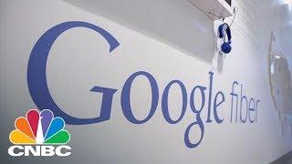 ALPHABET INC. CLASS A - Alphabet Is Cutting Costs With Its Latest Google Fiber Launch: Bottom Line | CNBC