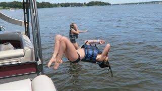 Gymnastics On A Boat (WK 287.4) | Bratayley