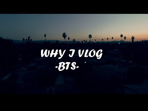 My Rode Reel 2017 - WHY I VLOG BTS