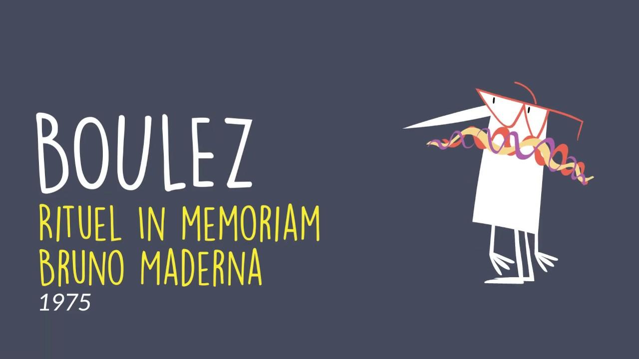 Rituel in memoriam Bruno Maderna