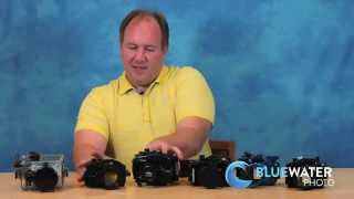 Review of 6 Sony RX 100 III Underwater Housings