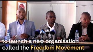 New lobby group Freedom Movement unites against Jacob Zuma