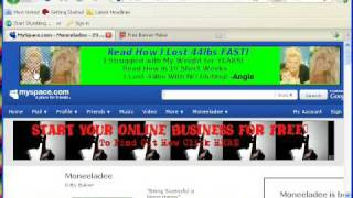 Free Advertising- How to advertise your business for FREE on myspace