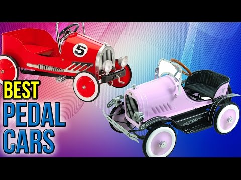 10 Best Pedal Cars 2017