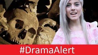 YouTuber Finds Human Remains! #DramaAlert Tana Mongeau Alleged Killer Returns! - Marina Joyce