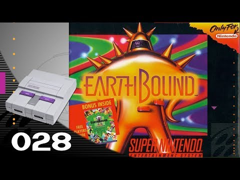 EarthBound (USA) ROM < SNES ROMs | Emuparadise