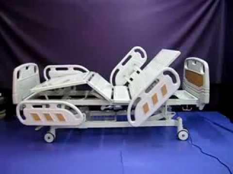 Camas de Hospital de 5 Funciones / Posiciones (Eléctrica)