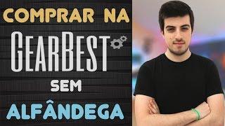 Comprar Barato Na GearBest SEM ALFÂNDEGA !!