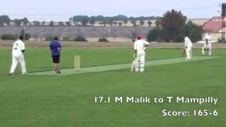 preview picture of video 'Czech Republic vs Switzerland - T20 Cricket Match Highlights'