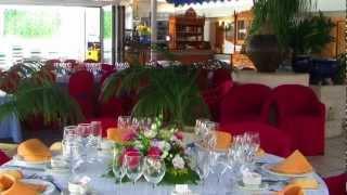 preview picture of video 'Asador Restaurante Jardín de la Condesa, para comer en Chinchón. Bodas, Bautizos y Comuniones 2'