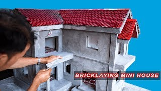 bricklaying-model-building-dream-mini-house-2nd-floor-part-3