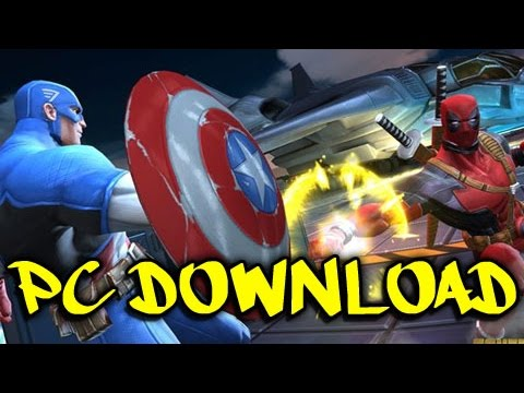 Download & Install Marvel Contest of Champions for PC