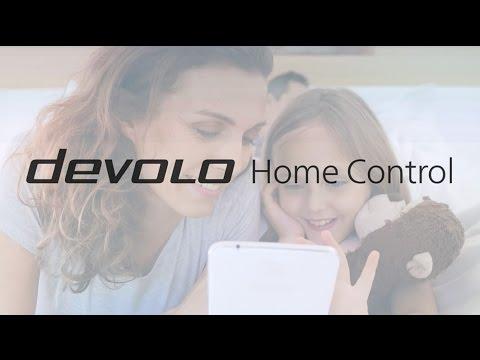 Devolo HomeControl Öffnungsmelder
