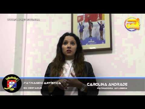 À Conversa com Carolina Andrade