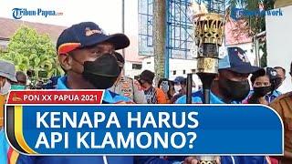 Kenapa Harus Api Klamono Sorong yang Dikirab Menuju Stadion Lukas Enembe?