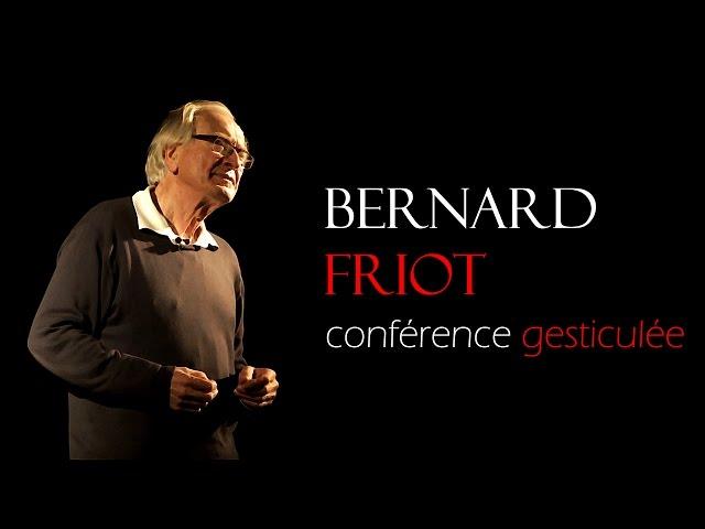 A quoi je dis oui ! Une conférence gesticulée de Bernard Friot