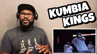 LOS KUMBIA KINGS - FUEGO | REACTION
