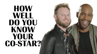 The Cast of Queer Eye Play 'How Well Do You Know Your Co-Star' | Marie Claire