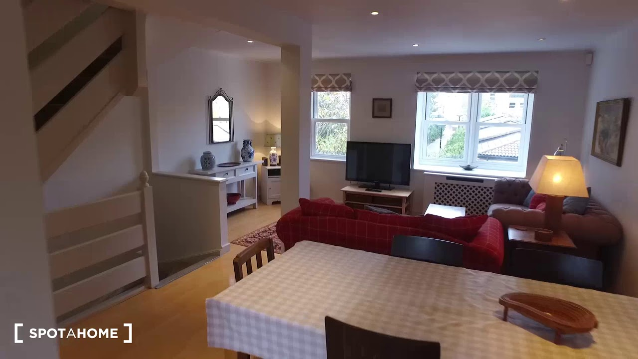 3-bedroom house for rent in Battersea, zone 2
